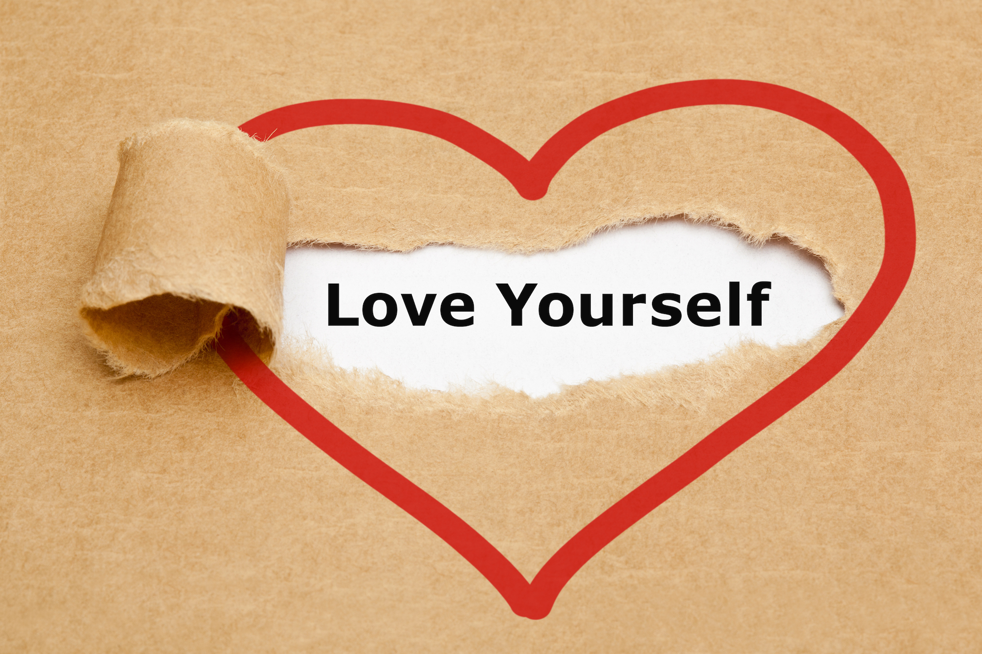 Learning to Love Yourself Emotional Detox blog